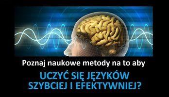 Naukowe metody szybkiej nauki i lepszego zapamiętywania