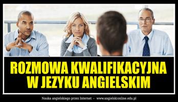 Rozmowa kwalifikacyjna po angielsku - porady