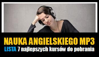 ANGIELSKI MP3 - Nauka Języka Angielskiego (Audiobooki).